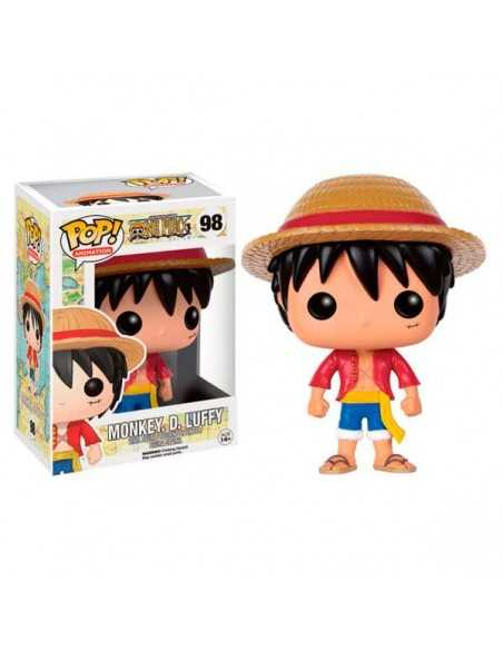 Figura Funko Pop Monkey Luffy