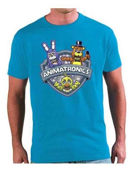 Camiseta Animatroics Freddy