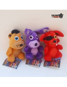 Peluches Five nights at freddy's