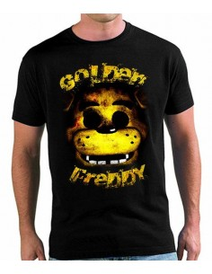 Camiseta Golden Freddy