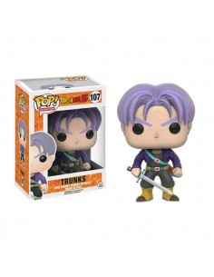 Figura Funko Pop Trunks Dragon Ball Z