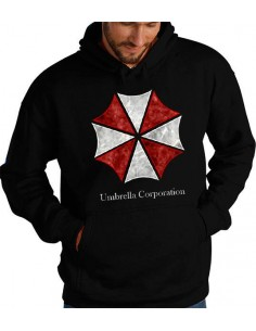 Sudadera Resident evil Umbrella Corporation