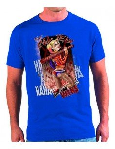 Camiseta Harley Queen Abel Portillo