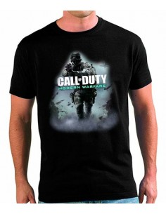 Camiseta Modern Warfare Soldier