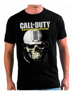 Camiseta Infinite Warfare SKull
