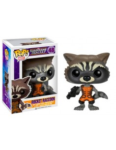 Figura Funko Pop Guardianes de la Galaxia Rocket
