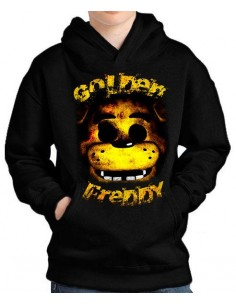 Sudadera Five nights at Freddy´s Golden