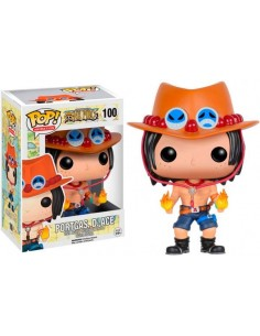 Figura Funko Pop One Piece Ace