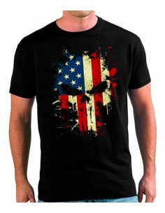Camiseta The Punisher American