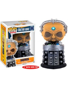 Figura Funko Pop Doctor Who Davros 17cm