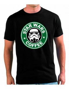 Camiseta Star Wars Café