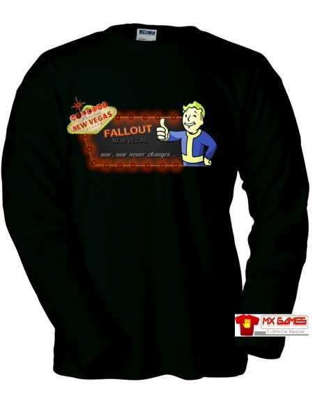 Camiseta Fallout New Vegas, Welcome