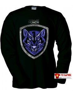 Camiseta Medal of Honor Tier1 wolfpack manga larga