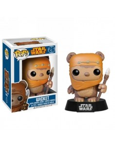Figura Funko Pop Star Wars Ewok