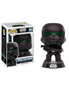 Figura Funko Pop Star Wars Death Trooper