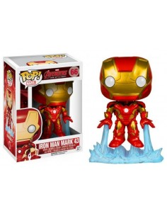 Figura Ironman Funko Pop Mark 43