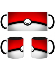 Taza Pokémon Pokeball