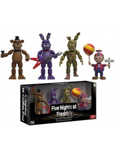 Figuras Five nights at freddy Pack 2