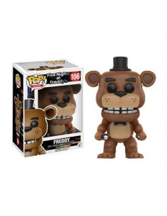 Figura Freddy de Five nights at freddy's Funko