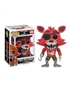 Figura Foxy Five nights at freddy's Funko