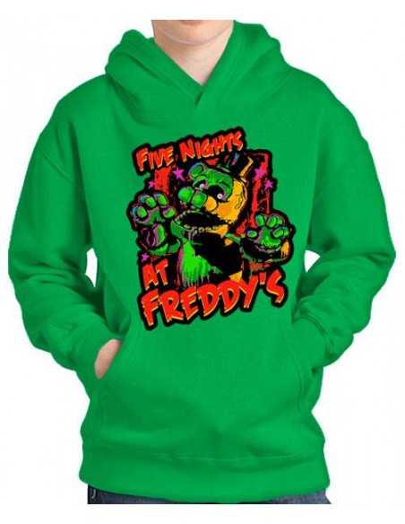 Sudadera Five nights at Freddy´s Colors