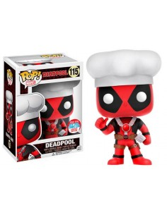 Figura Funko Pop Deadpool Comic Con