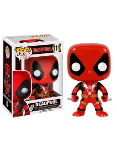 Figura Funko Pop Deadpool espadas