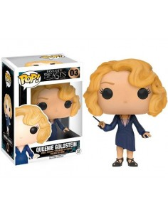 Figura Funko Pop Animales Fantásticos Queenie Goldstein