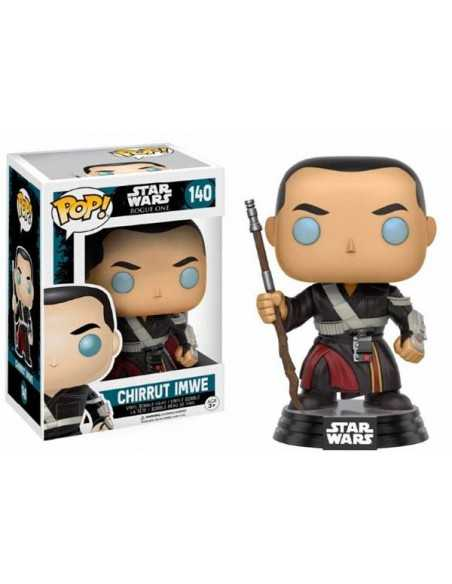 Figura Pop Chirrut Imwe Star Wars Rogue One