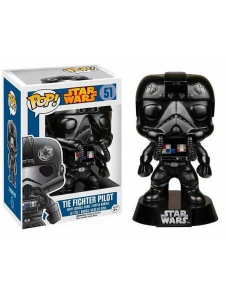 Figura Pop Star Wars Piloto Fighter