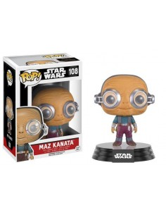 Figura Pop Star Wars Maz Kanata