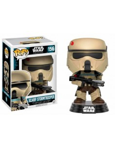 Figura Pop Star Wars Scarif Stormtrooper 156
