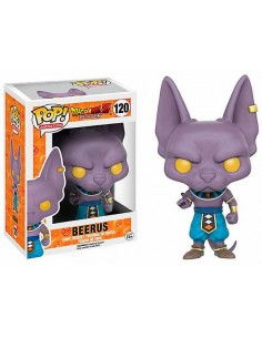 Figura Funko Pop Beerus Dragon Ball Z