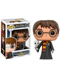 Figura Funko Pop Harry Potter con Hedwidge