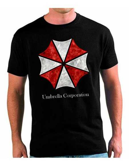 Camiseta Resident Evil Umbrella