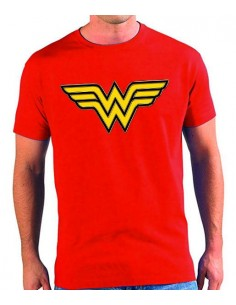 Camiseta Wonder Woman Unisex