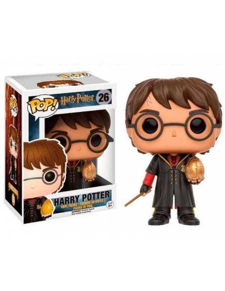 Figura Funko Pop Harry Potter con Huevo Dorado