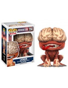 Figura Funko Pop Resident Evil Licker
