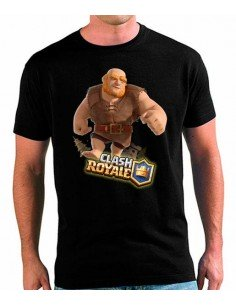 Camiseta Clash Royale Gigante