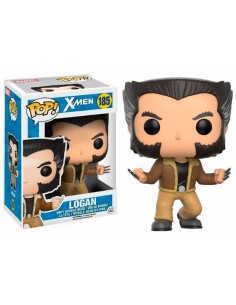 Figura Funko Pop Logan X-Men