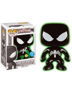 Funko Pop Spider-man traje negro
