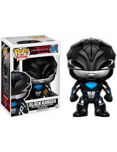 Funko Pop Power Rangers Negro