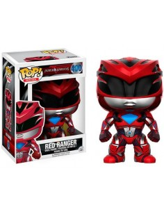 Funko Pop Power Rangers Rojo