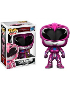 Funko Pop Power Rangers Rosa