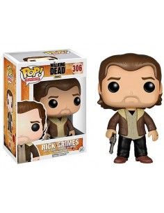 Figura Pop! Rick Grimes The Walking Dead