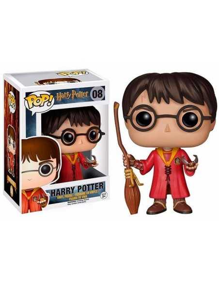 Figura Funko Pop Harry Potter con Nimbus 2000