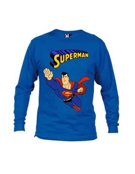 Camiseta Superman (Retrogame)