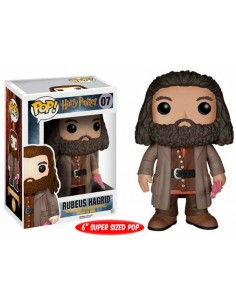 Figura Funko Pop Harry Potter Hagrid 15cm