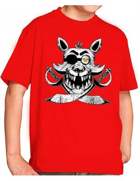 Camiseta Foxy Pirate