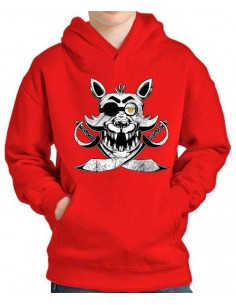 Sudadera Five nights at Freddy´s Foxy Pirate